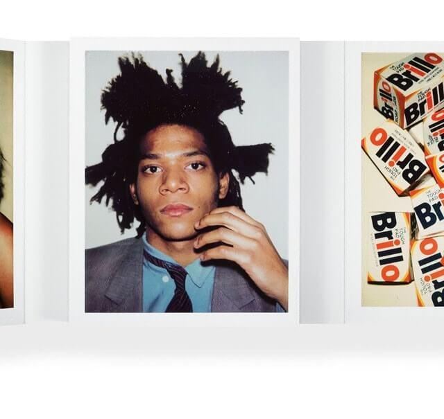 Andy Warhol: Polaroids 1958-1987