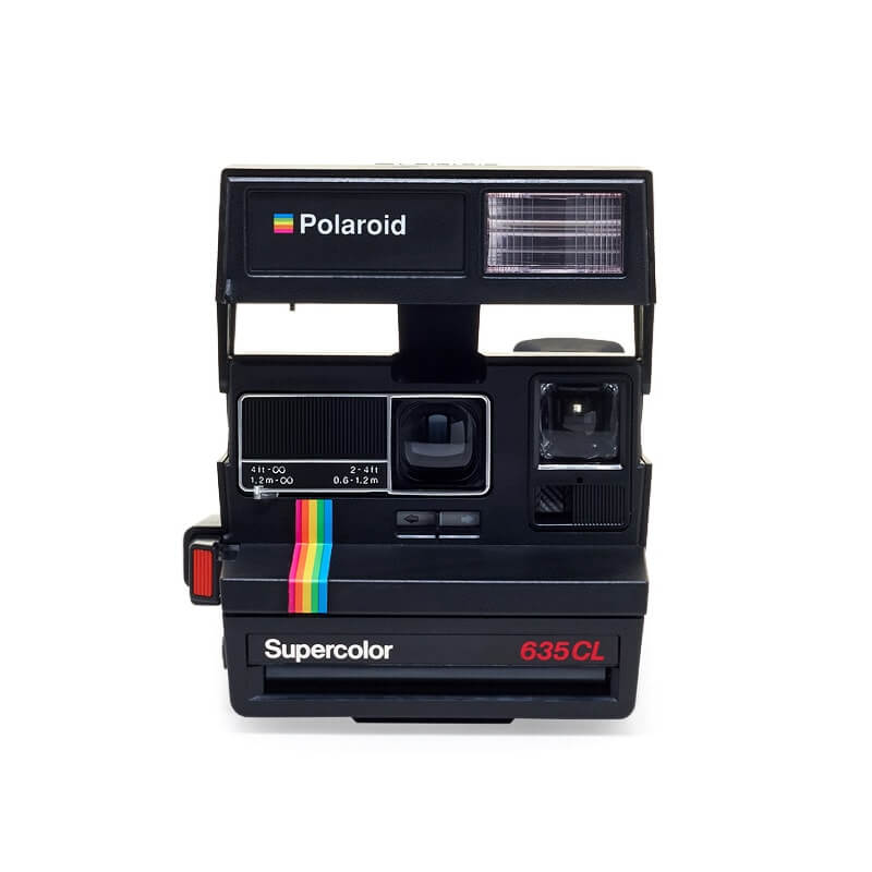 polaroid 635 closeup supercolor. Black Bedroom Furniture Sets. Home Design Ideas