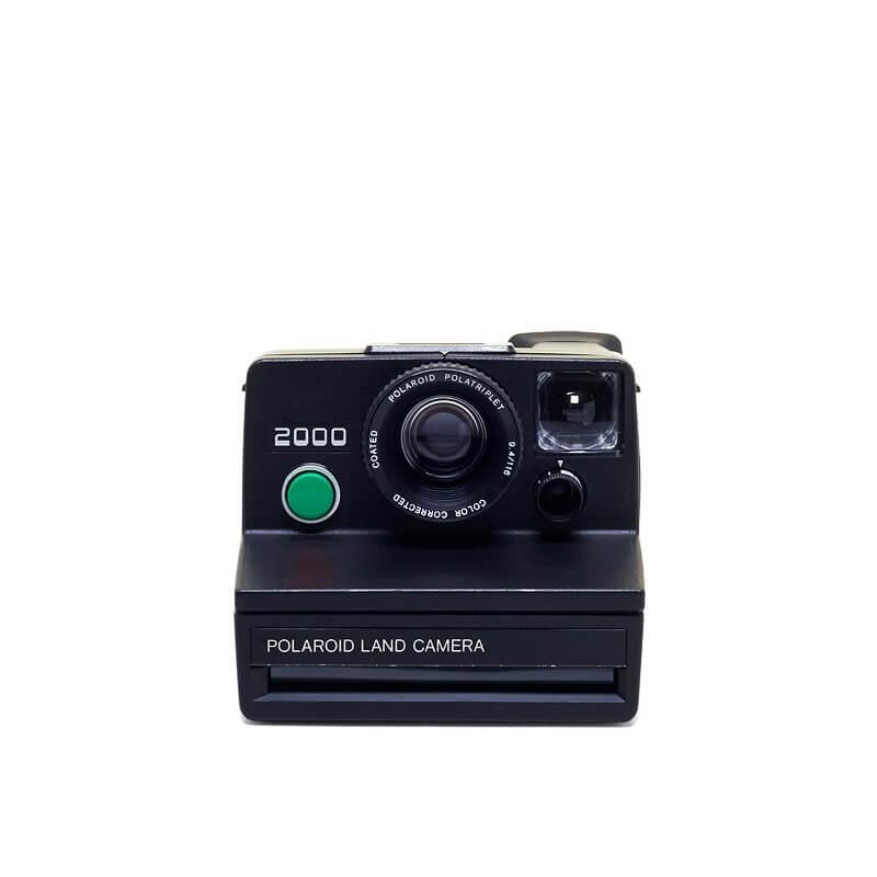 polaroid land camera 2000. Black Bedroom Furniture Sets. Home Design Ideas