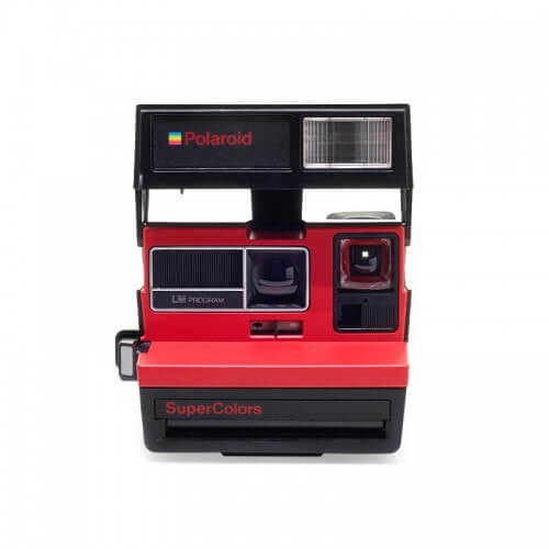 Polaroid_SuperColor_red