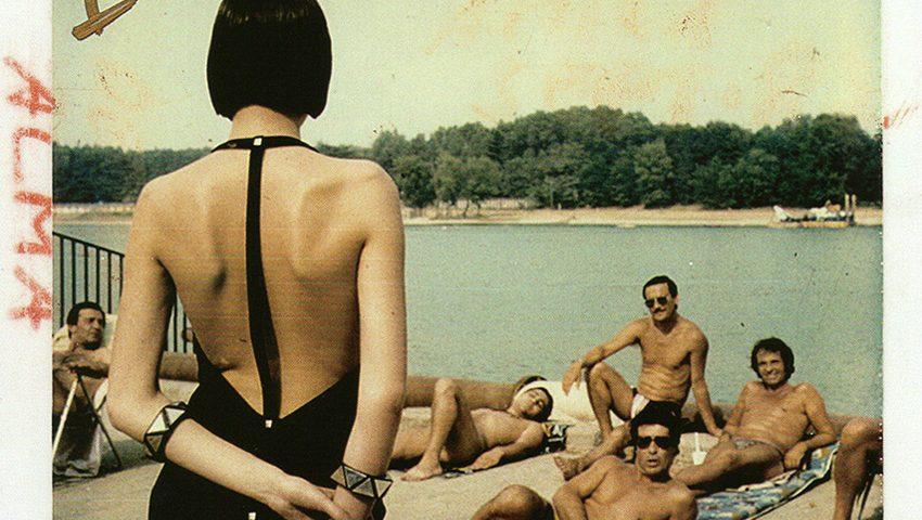 Helmut Newton + Polaroid 180