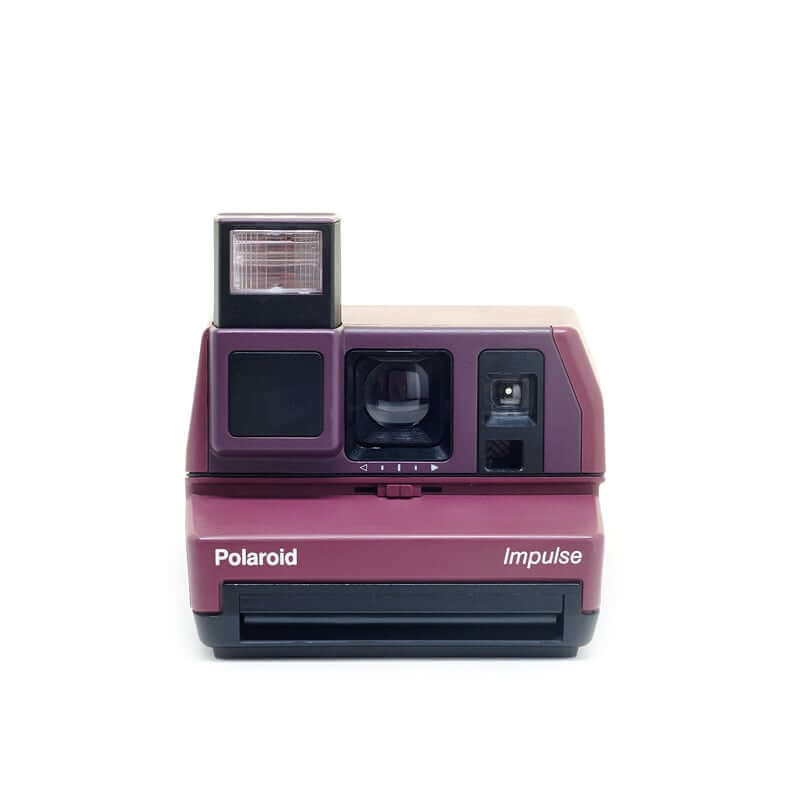 Polaroid 600 Impulse CoolCam - Polagraph.cz ac13e0bcd5fe