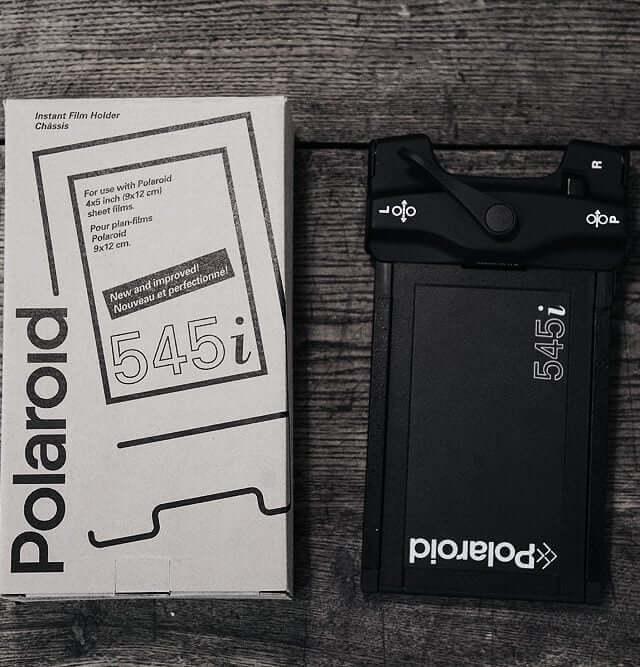polaroid_545i_holder