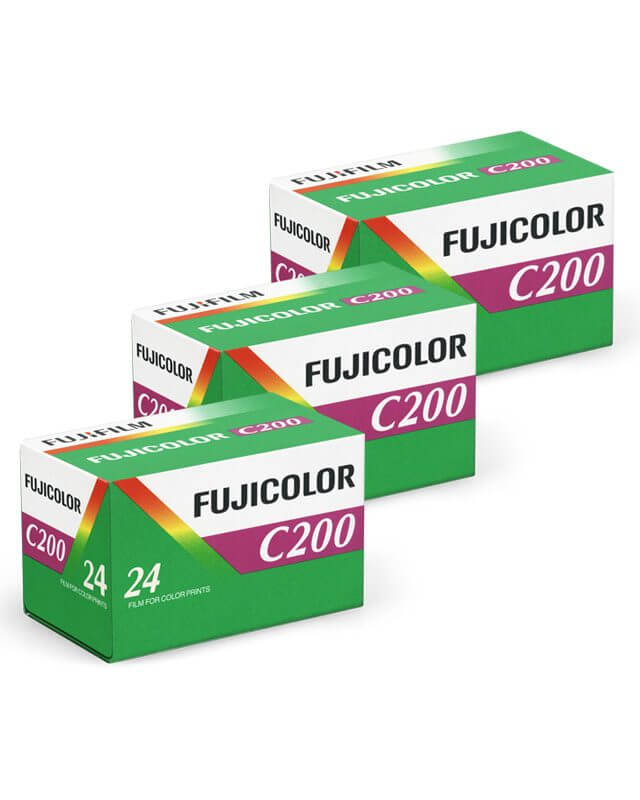 FujiFilm C200 200ASA