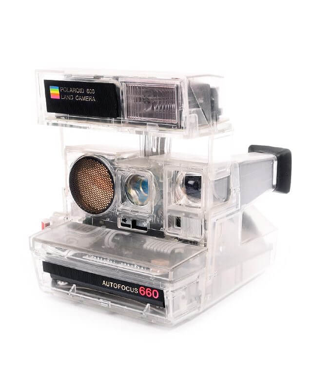 Polaroid_660_AF_Transparent_rare