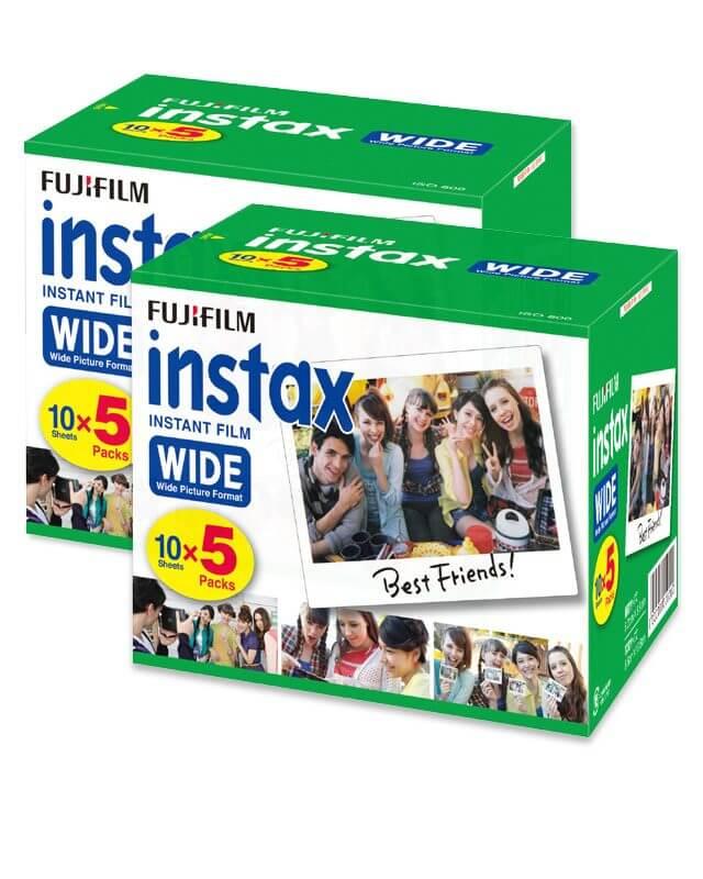 Fujifilm_INSTAX_Wide_film_100