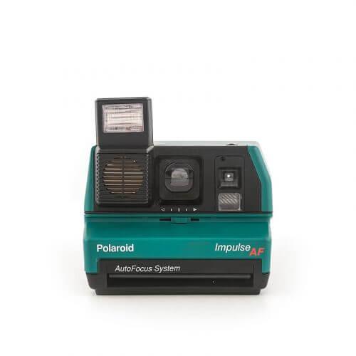 Polaroid Impulse Green