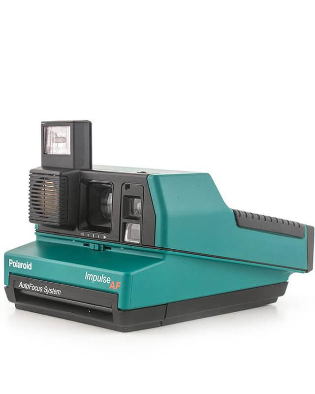 Polaroid Impulse Green