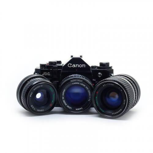 Canon_A1-set