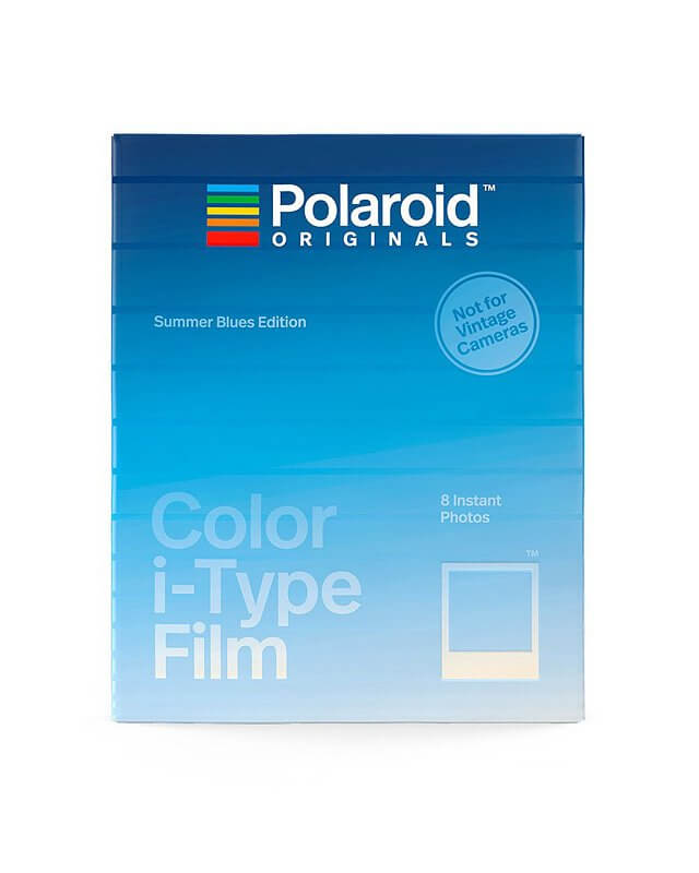 Polaroid_Originals_Color i-Type Film Summer Blues Edition