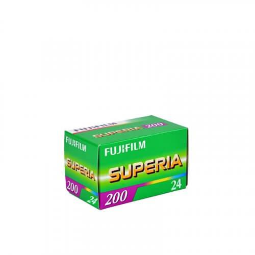 FujiFilm Superia 200/24 exp.