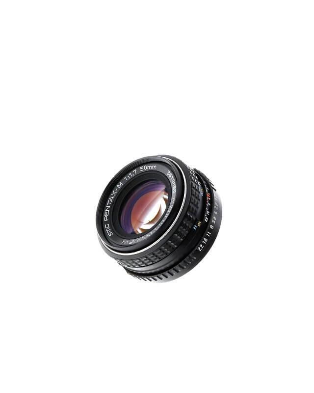 Pentax MX + 50mm f1.7