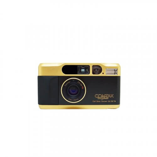 Contax_T2_gold