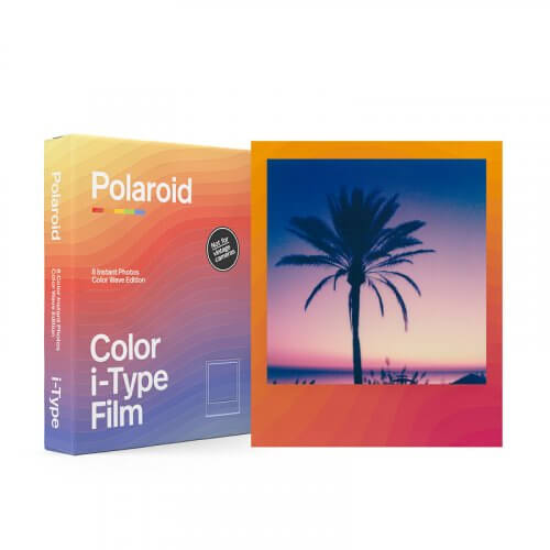 Polaroid_Color_i‑Type_Film‑Color_Wave